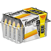 Bateria alkaliczna ENERGIZER FAMILY PACK Alkaline Power AAA/LR03 1,5V (24szt)