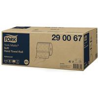 Ręcznik w roli biały miękki 2w (6 sztuk) 21x25cm TORK MATIC H1 290067 celuloza