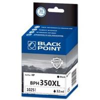Tusz BLACK POINT (BPH350XL) czarny 1025str zamiennik HP (350XL/CB336EE) D5300/C4200/4340/4380