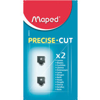 Ostrza do przycinarki PRECISE (2szt.) 894110 MAPED