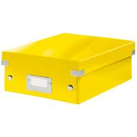 Pudło z przegródkami A5 C&S żółte 60570016 LEITZ