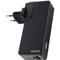 Ładowarka sieciowa LEITZ Complete z power bankiem 3000mAh 63070095