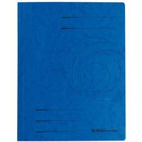 Skoroszyt kartonowy A4 niebieski 11094703 HERLITZ