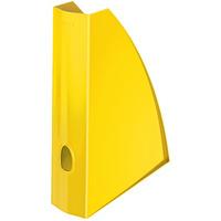 Pojemnik na dokumenty Leitz WOW, żółty 52771016