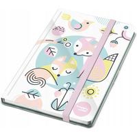 Notes STORY-Lis 14x20cm 96ark. 80g. HA-7613 1420-MZ1 Happy Color