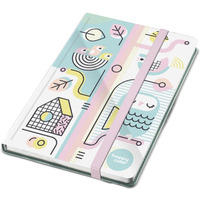 Notes STORY-Sowa 14x20cm 96ark. 80g. HA-7613 1420-MZ2 Happy Color