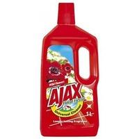 Płyn do mycia podłóg AJAX Floral Fiesta 1l Wild flowers (czerwony)*72984