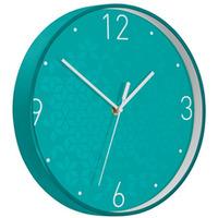 Zegar Leitz WOW, turkusowy 90150051