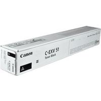 Toner CANON (C-EXV51BK/0481C002AA) czarny 69000str