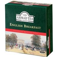 Herbata AHMAD ENGLISH BREAKFAST 100t*2g zawieszka