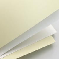 Karton ozdobny Gładki biały 250g A4 20ark. 202801 GALERIA PAPIERU
