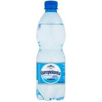 Woda mineralna STAROPOLANKA 800 0,5l(12)niegazowana