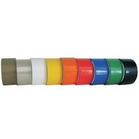 Taśma pakowa z klejem akrylowym PP 48x100m brązowa 511/AS00