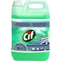 Płyn do mycia podłóg 5l Oxy-Gel Ocean CIF 7517870/7522865 skoncentrowany preparat do mycia podłóg