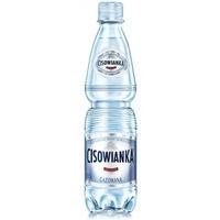 Woda CISOWIANKA 0.5L (12szt) gazowana