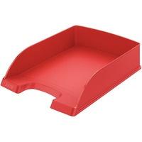 Półka na dokumenty LEITZ PLUS czerwona 52272025