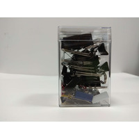 Klipy mieszane 20x19mm kolor, 10x19mm, 10x25mm, 5x32mm, 2x51mm 16H30-99