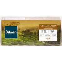 Herbata DILMAH CEYLON GOLD czarna 25t*2g